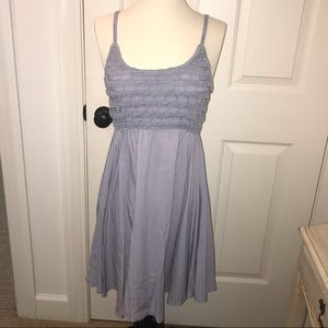 lavender O'Neill crochet dress